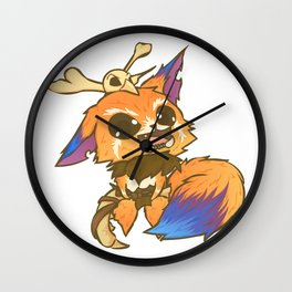 Gnar Wall Clock