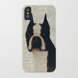 American Gentleman iPhone Case