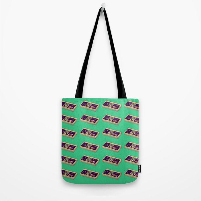 Classic Video Game Controller  |  NES Tote Bag