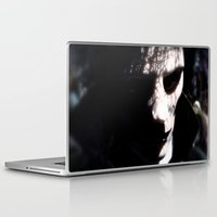 sandman Laptop & iPad Skins featuring Dream by Anastase Kyriakos