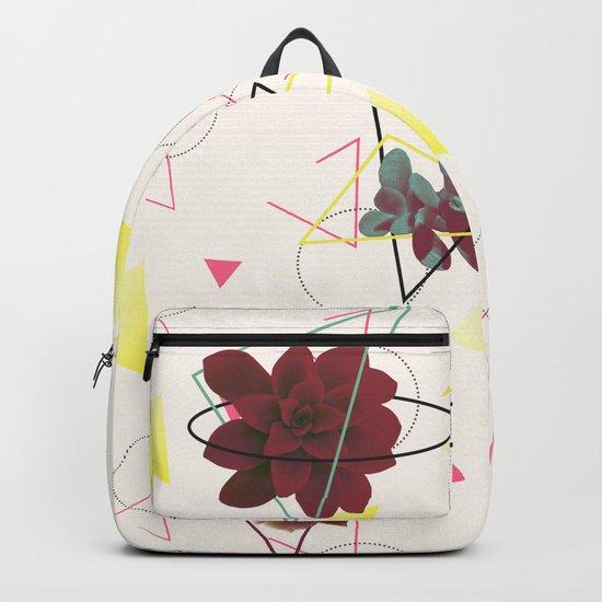 Spatial Succulents #redbubble #decor #buyart Backpack
