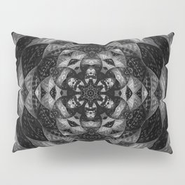 black 5 Pillow Sham