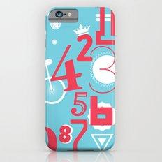 123... Slim Case iPhone 6s
