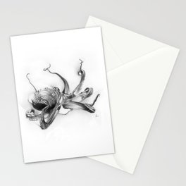 Pacific Octopus Stationery Cards