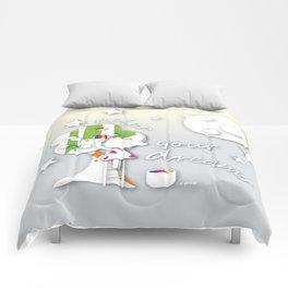 Color your dreams Comforters
