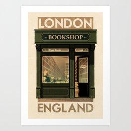 England - London Art Print