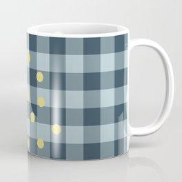 blue jeans & mimosa || pattern Coffee Mug