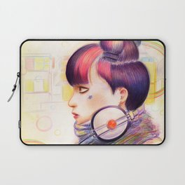 Sweet Dj Laptop Sleeve