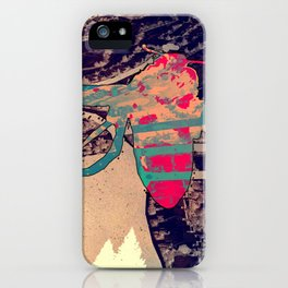 Tacky Bee iPhone Case