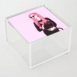 Love Cat Acrylic Box