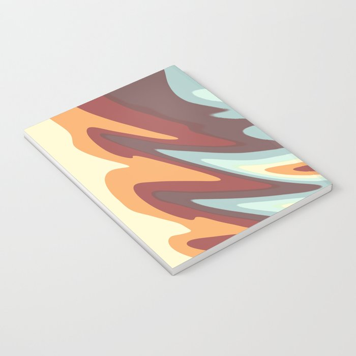 Abstract painting 155 Notebook