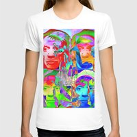 picasso T-shirts featuring Pop Picasso by Ganech joe
