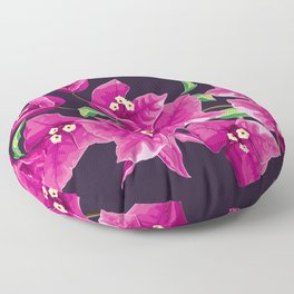 Bougainvillea Floor Pillow