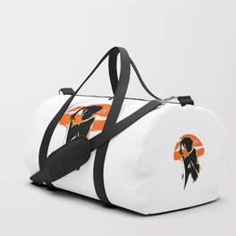 Samurai Duffle Bag