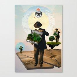 Reforest Canvas Print