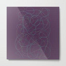 abstract 041 Metal Print