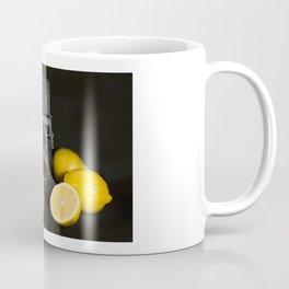 Lubitel Lemons Coffee Mug