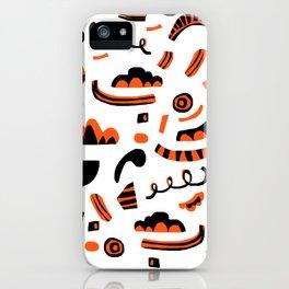 orange is the new blackk iPhone Case