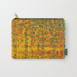 Abstract Klimt Carry-All Pouch