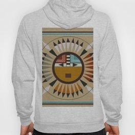 American Native Pattern No. 98 Hoody
