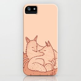 Hitched iPhone Case