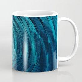 Sapphire Vortex Coffee Mug
