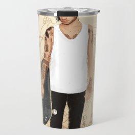 Skater Zayn  Travel Mug