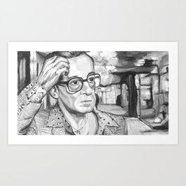 Broadway Danny Rose no. 4 Art Print
