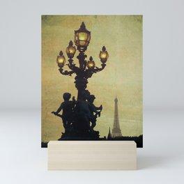 Paris (France) Mini Art Print