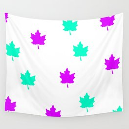 Leafy Greens Wall Tapestry