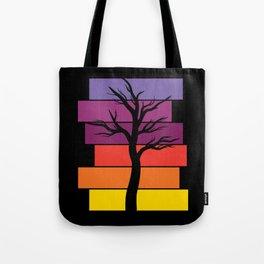Tree Silhouette (Original) Tote Bag