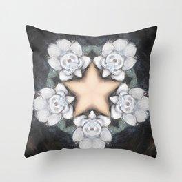 Goddess of Magick Throw Pillow