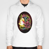 gypsy Hoodies featuring Gypsy by Voss fineart