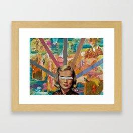 Sentience Framed Art Print