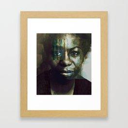 Don't Let Me Be Misunderstood  Framed Art Print