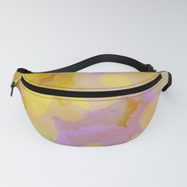 WATERCOLOR DAFFODILS Fanny Pack