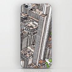 New York View iPhone & iPod Skin