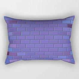 Color Levels Rectangular Pillow