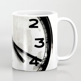 Four Nineteen Clock Coffee Mug