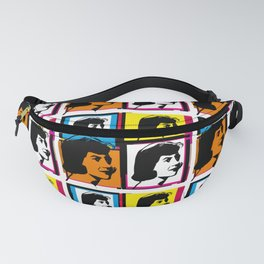 SYLVIA PLATH - American poet, novelist, and short-story writer Fanny Pack
