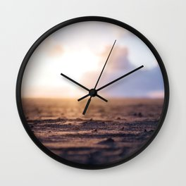 Startdust ocean Wall Clock