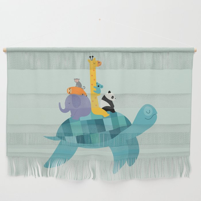 Travel Together Wall Hanging
