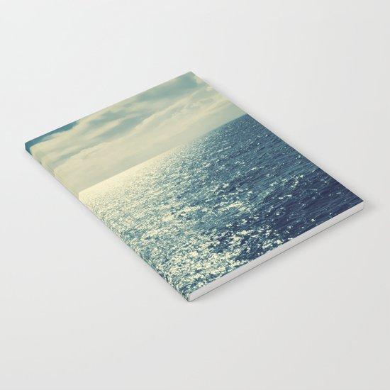 Sea horizon 2 Notebook