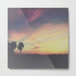 Forever Sunsets Metal Print