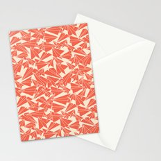 School Yard Aviation Solid Stationery Cards