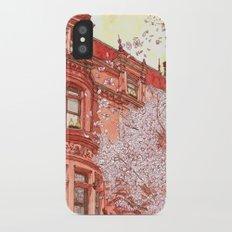 Bostonia iPhone X Slim Case