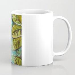 The Girl and The Bird 2 Coffee Mug