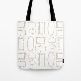 Frames Tote Bag