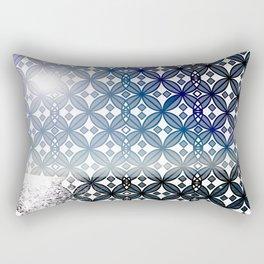 Dimensional Window Rectangular Pillow