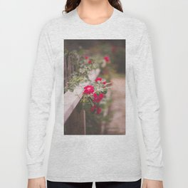 Summer Roses Long Sleeve T-shirt